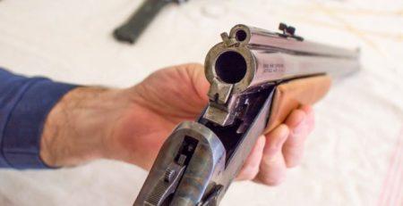 Broń. Foto ilustracyjne: Pixabay